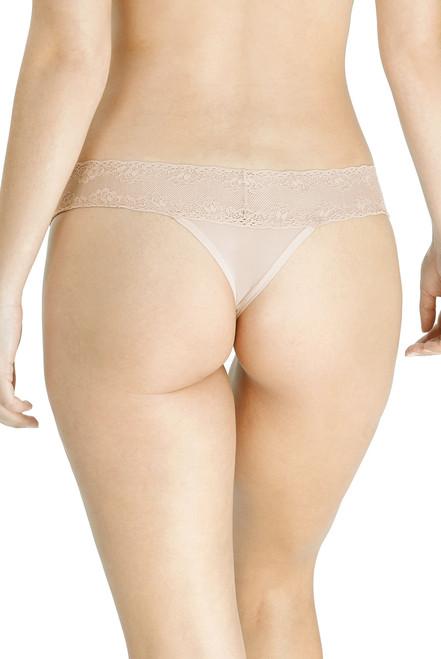 Natori Bliss Perfection Plus Thong at The Natori Company