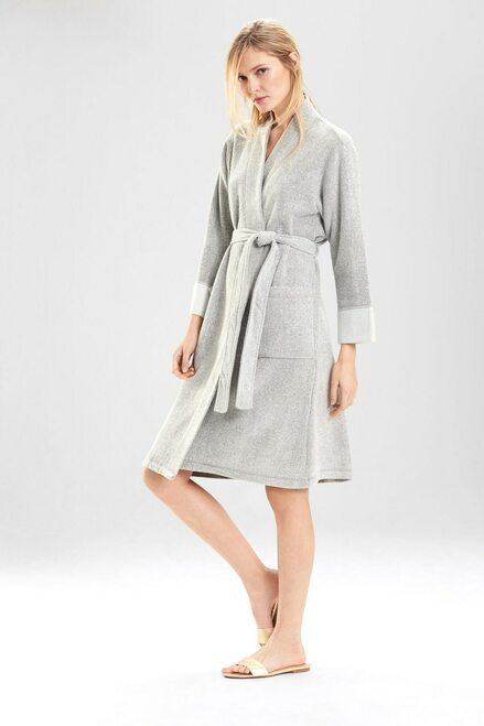 Buy Nirvana Brushed Terry Robe from