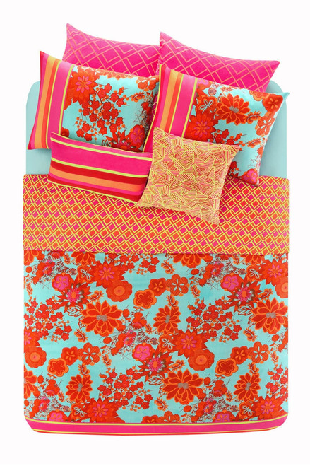 Josie Decoiserie Comforter Mini Set at The Natori Company