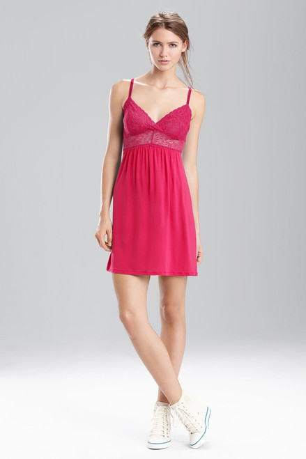 Tile Lily Tonal Chemise at The Natori Company