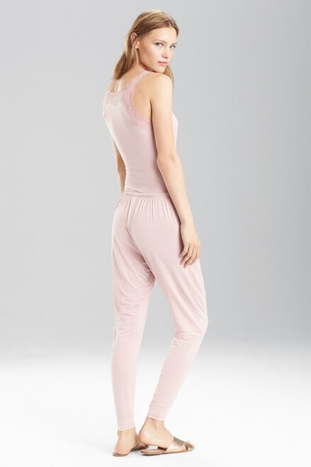 Josie Natori Undercover Slim Pants at The Natori Company