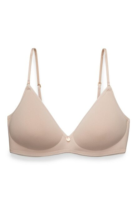 Natori Understated No Wire Bra at The Natori Company