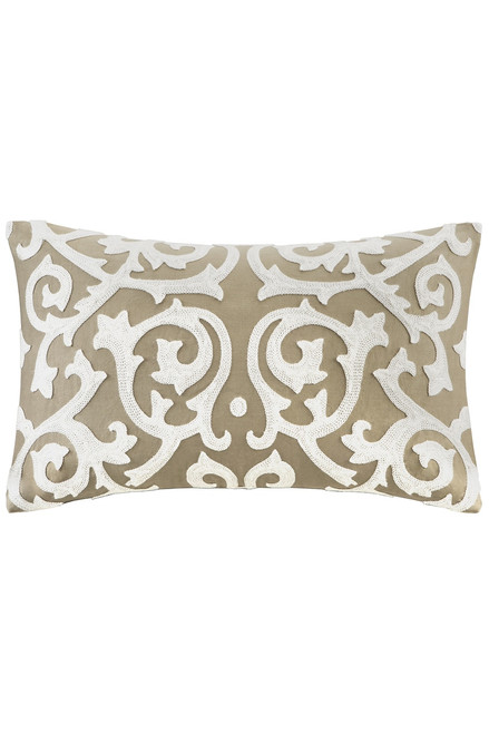 Buy N Natori Medallion Oblong Pillow from
