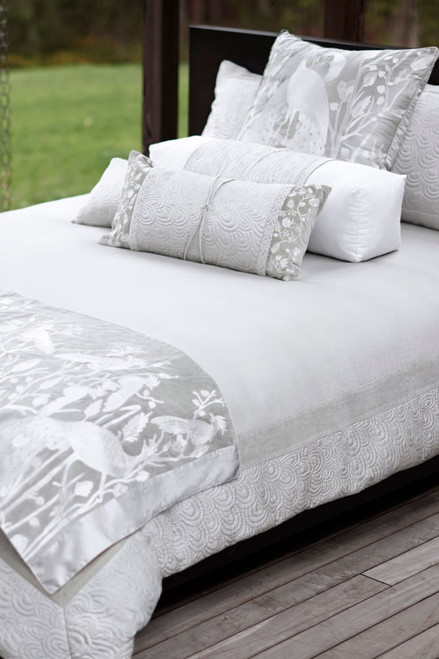 Natori Madame Ning Duvet Sham at The Natori Company