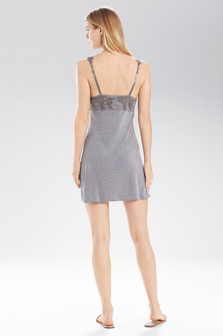 Natori Zen Floral With Lace Chemise at The Natori Company