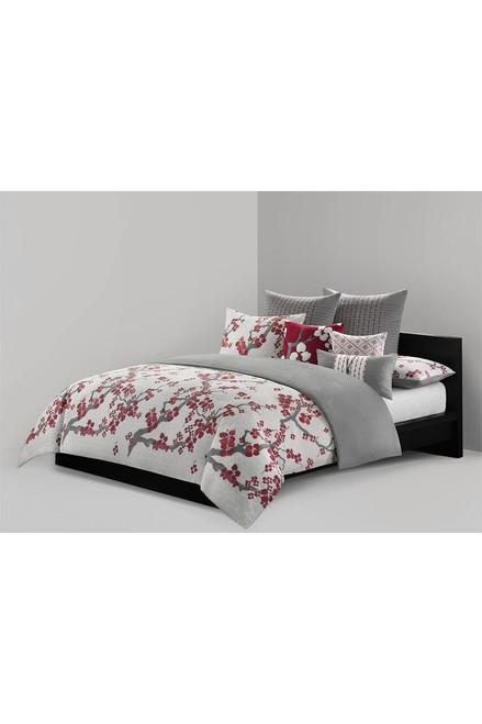 N Natori Cherry Blossom Duvet Mini Set at The Natori Company