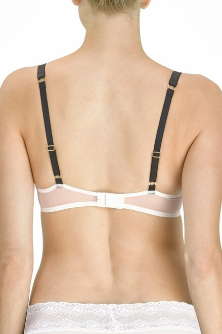Natori Whisper Demi Spacer Bra at The Natori Company