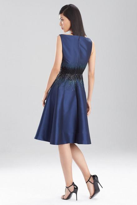 Satin Twill Dress at The Natori Company