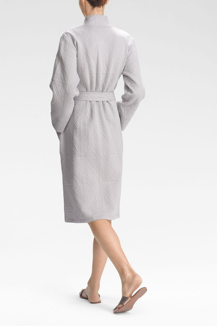 Natori Quilted Cotton Robe at The Natori Company