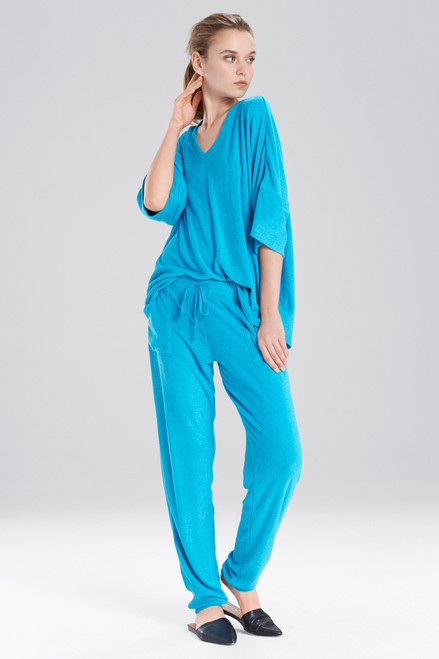 N Natori Terry Lounge Pants at The Natori Company