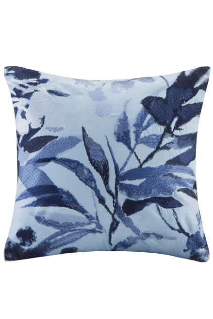 N Natori Yumi Botanical Square Pillow at The Natori Company