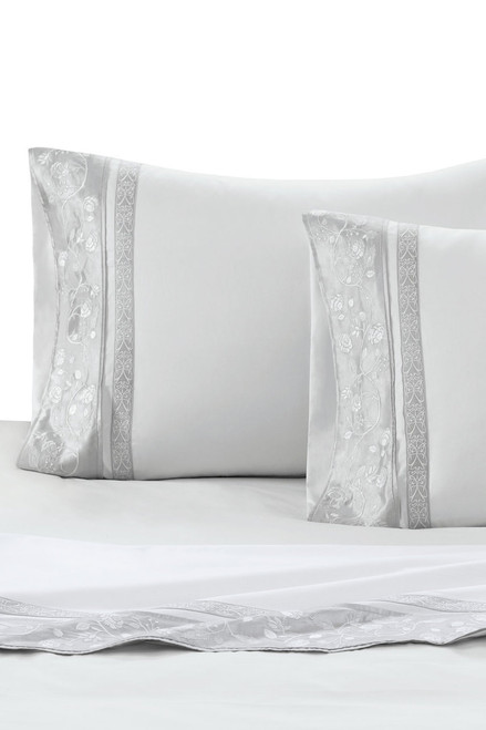 Natori Madame Ning Pillow Case at The Natori Company
