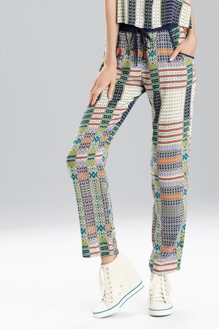 Monumental Pants at The Natori Company