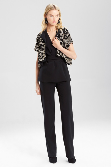 Buy Josie Natori Pony Jersey Bolero from