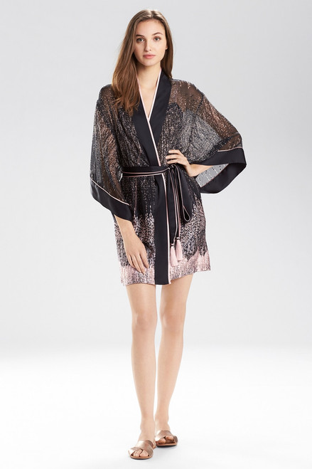 Josie Natori Haven Robe at The Natori Company