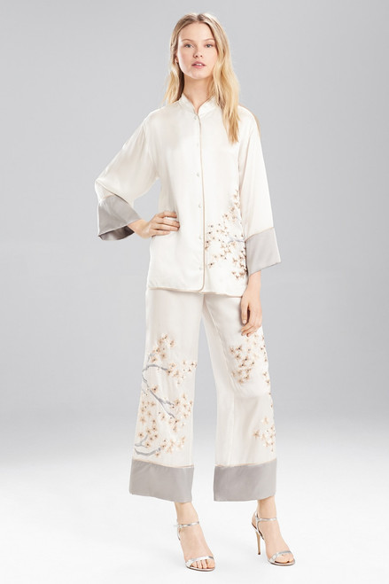 Josie Natori Petals PJ at The Natori Company