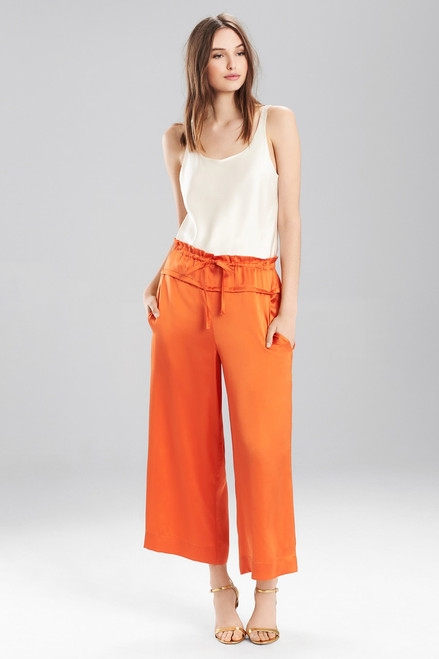 Buy Josie Natori Key Cropped Pants from