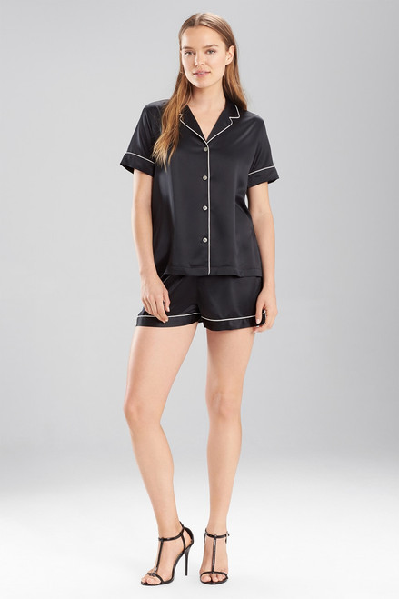 Buy Natori Solid Charmeuse Essentials Short PJ from