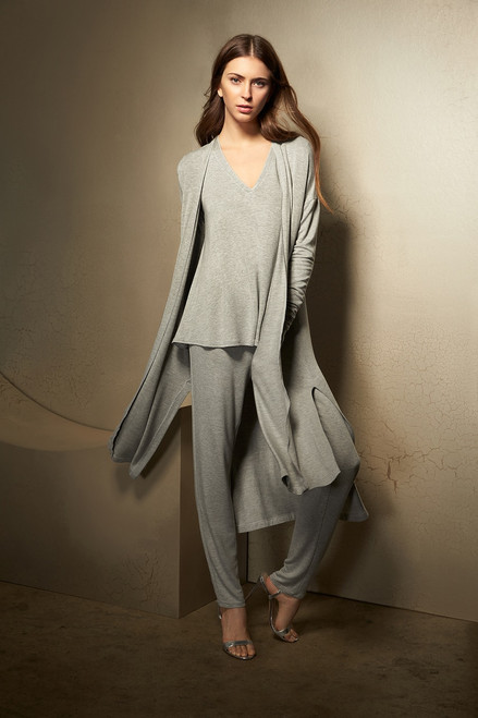 Natori Lounge Long Cardigan at The Natori Company