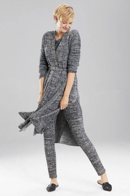 Josie Sweater Weather Long Wrap at The Natori Company
