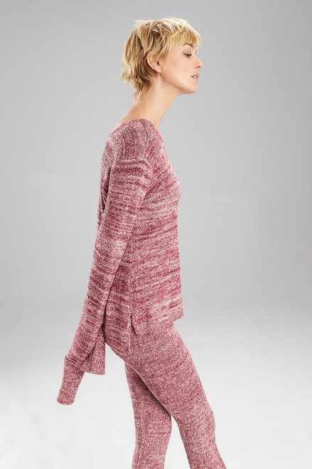 Josie Sweater Weather Top at The Natori Company