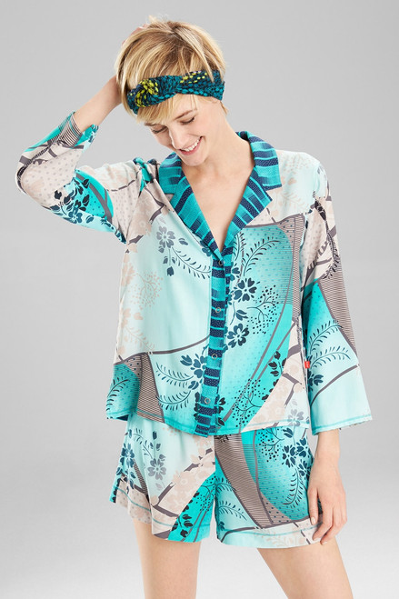 Josie Sparkle Fest Short PJ at The Natori Company