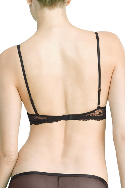 Josie Natori Belle De Jour Unlined Bra at The Natori Company