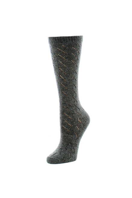 Buy Natori Rumi Swirl Crew Socks from