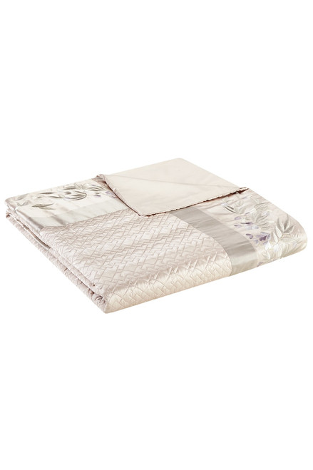 Buy Natori Wisteria Quilted Duvet Cover from