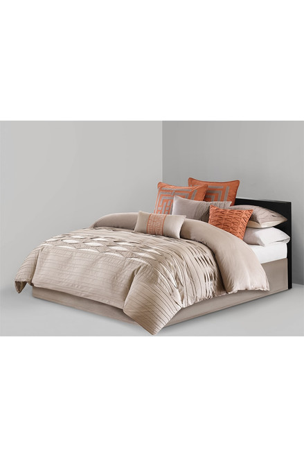 N Natori Nara Comforter Set at The Natori Company