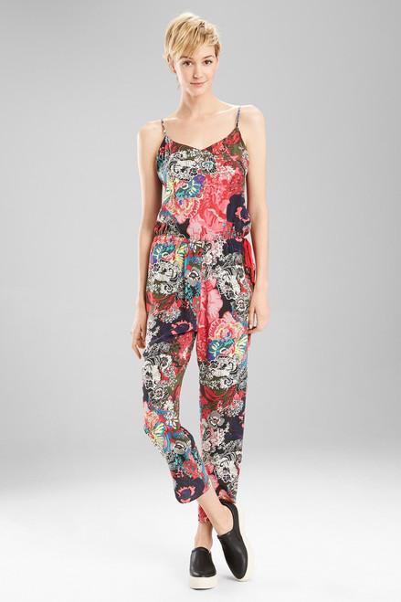 Buy Josie Challis Playsuit Pink Multi from
