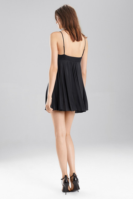 Josie Natori Glam Knit Chemise at The Natori Company