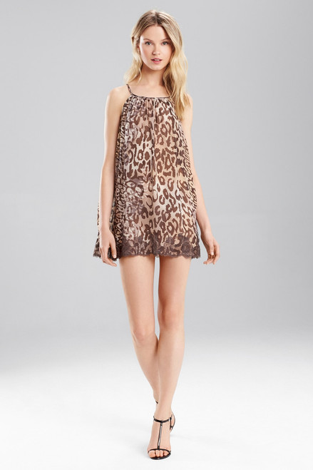 Buy Josie Natori Shadow Leopard Chemise from