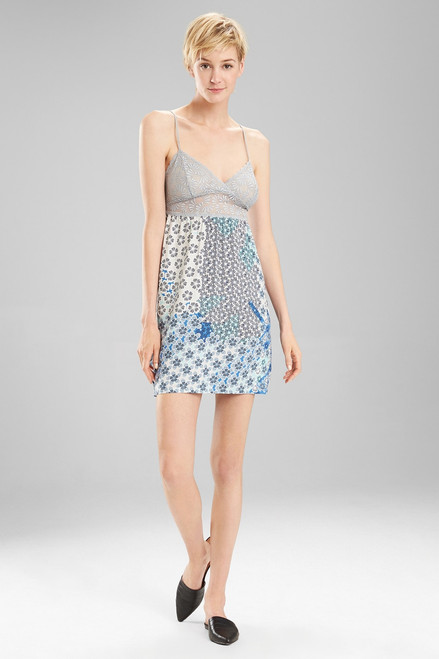 Josie Floral Peace Chemise at The Natori Company