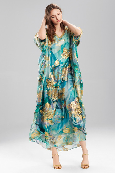 Buy Josie Natori Couture Floral Dream Caftan - Style B50140 from