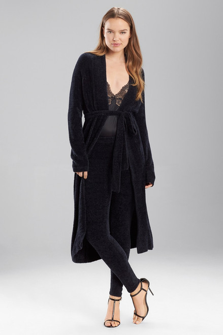Natori Boucle Cardigan at The Natori Company
