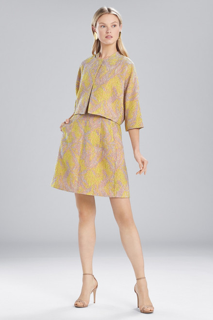 Buy Josie Natori Evening Jacquard Jacket from