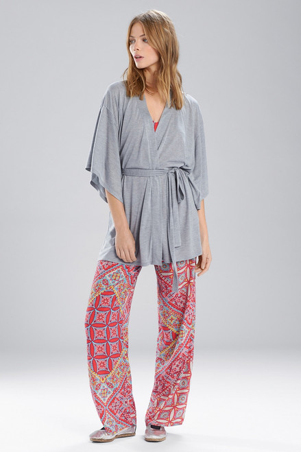 Josie Heather Tees Happi Coat at The Natori Company