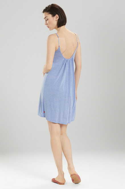 Josie Heather Tees Chemise at The Natori Company