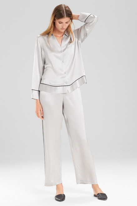 Buy Josie Natori Key Essentials Notch Collar PJ from