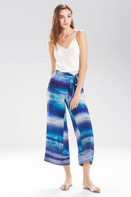 Buy Josie Natori Blue Lagoon Pants from