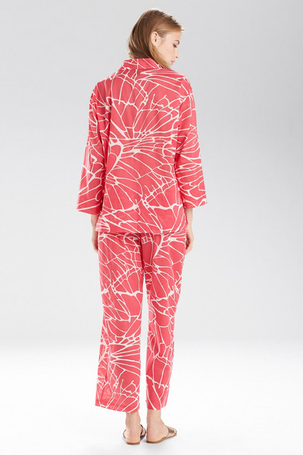 Natori Abstract Butterfly PJ at The Natori Company