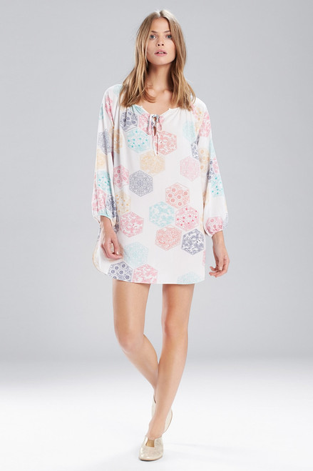 Buy Josie Enchanted Garden Peasant Sleepshirt from