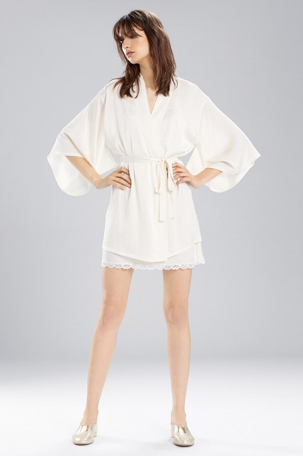Josie Brigitte Happi Coat at The Natori Company