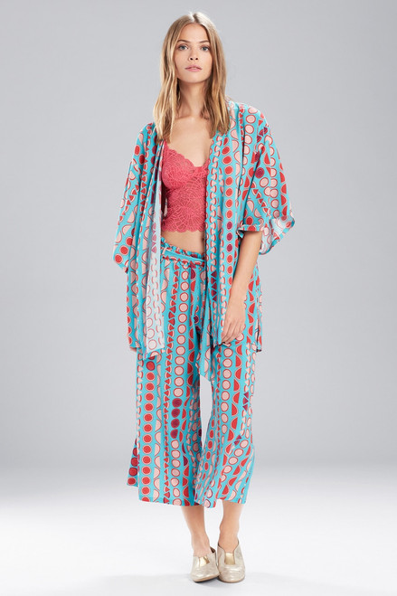 Buy Josie Valley Mix Happi Coat True Blue/Cotton Candy from