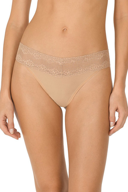 Natori Bliss Perfection O/S Thong 3 Pack at The Natori Company