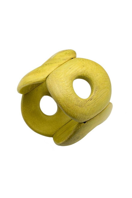 Buy Natori Acacia Wood Bangle from