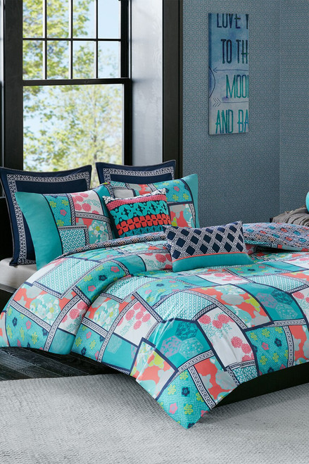 Josie Mix & Match Comforter Mini Set at The Natori Company