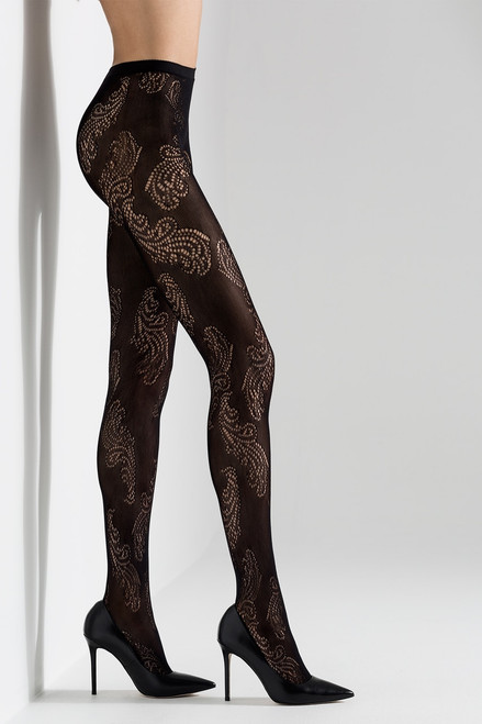 Buy Natori Feathers Net Tights from