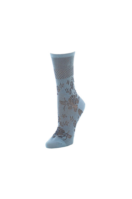 Buy Natori Floral Fields Crew Socks from